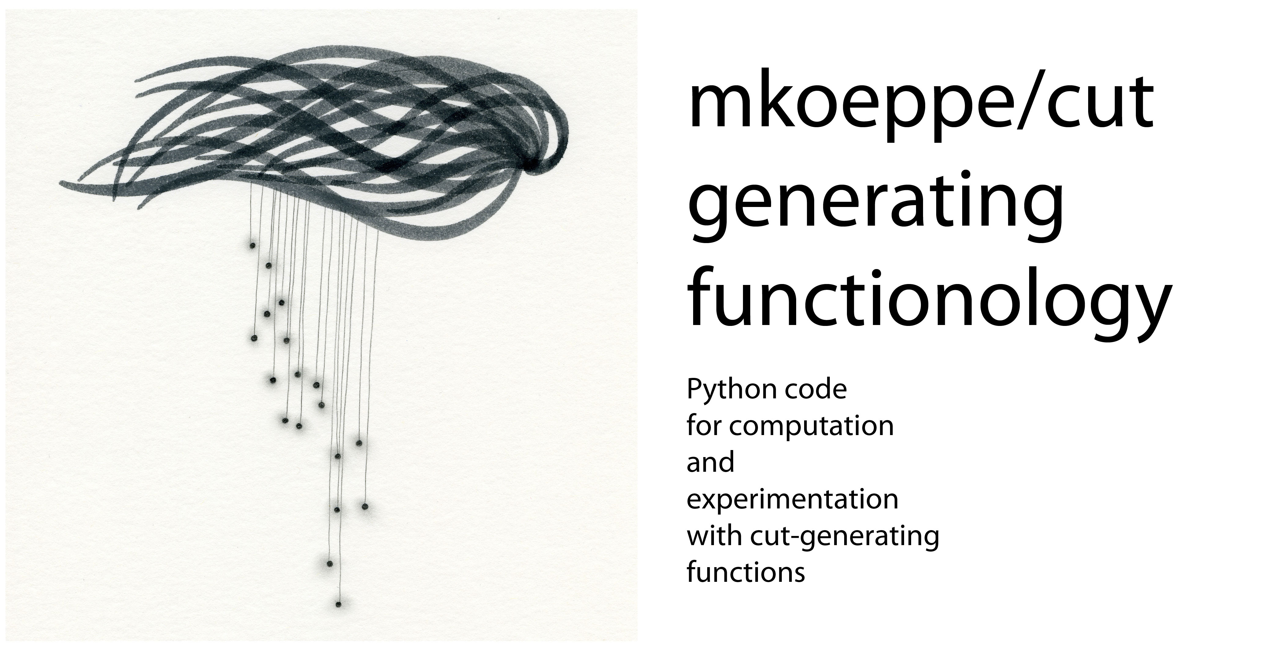 mkoeppe/cutgeneratingfunctionology: Python code for computation and experimentation with cut-generating functions