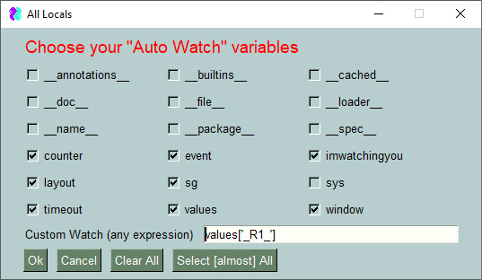 Choose Auto Watches