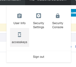 how-to-get-access-key
