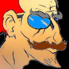Avatar for aneroid from gravatar.com