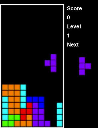 Scientific Tetris