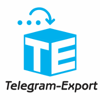 telegram-export · PyPI