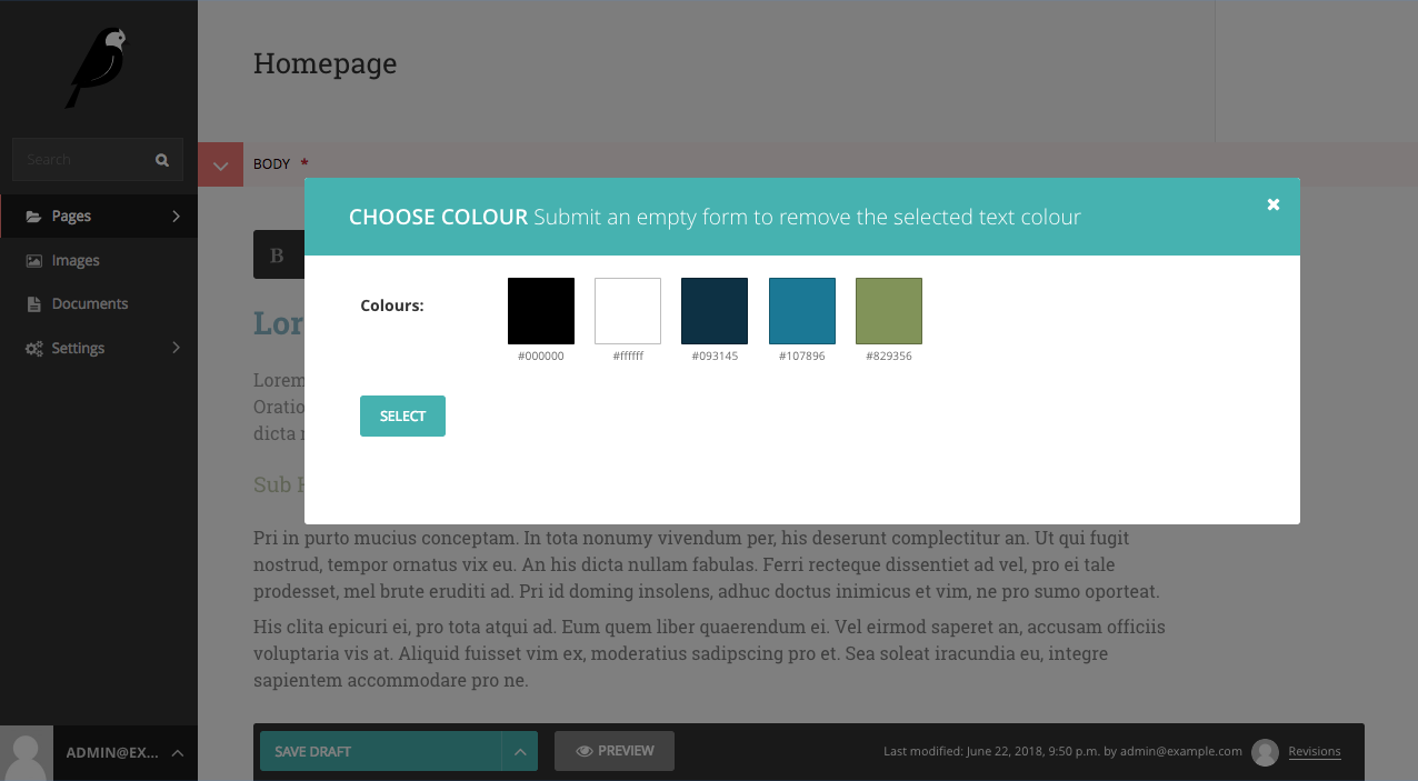 http://wagtailcolourpicker.readthedocs.io/en/latest/_images/screen_1.png