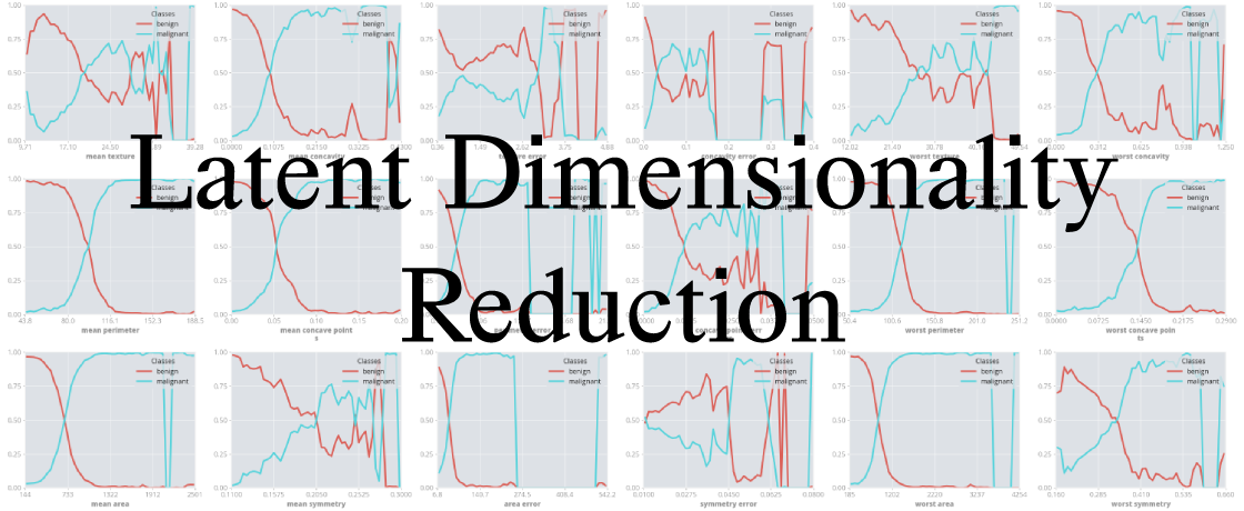 Latent Dimensionality Reduction Header
