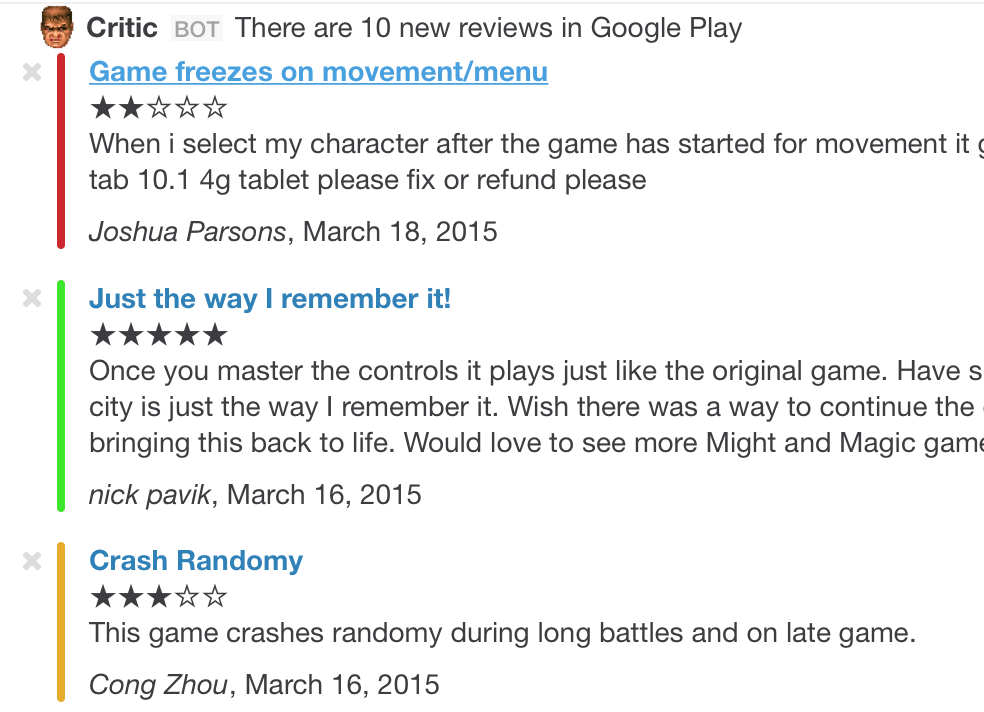 Heroes HD Android reviews