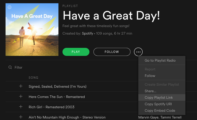 spotify playlist herunterladen pc